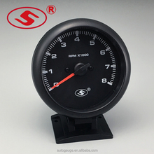Tradition Electrical Tachometer Auto Gauge Meter RPM On Dash
