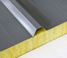 fiberglass Rockwool clear plastic roofing fireproof wall panels heat resistant insulation board