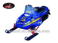SN125 kids snowmobile
