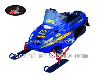 SN125 kids snowmobile