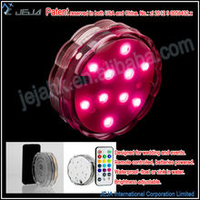 312 24H SALE led light with remote colorful gift packaging supplies
