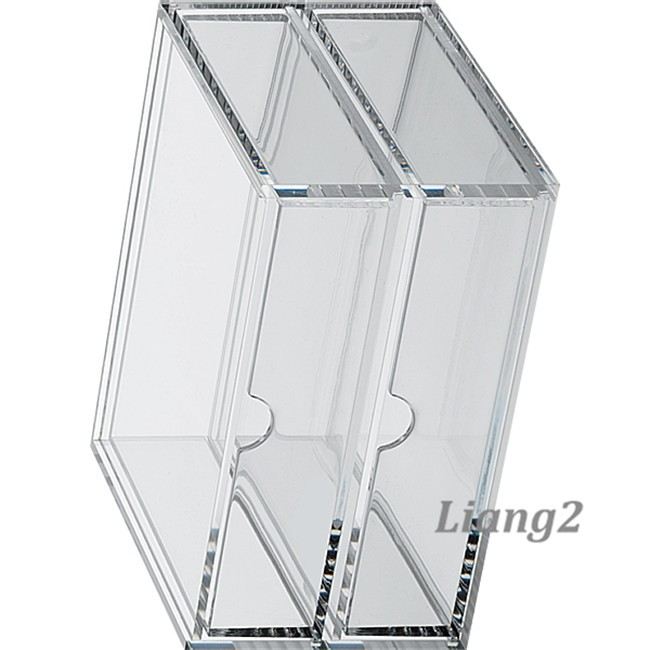 classic clear acrylic stackable candy bins
