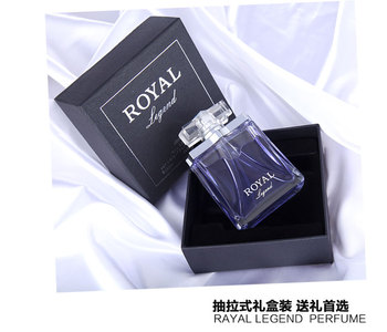 NEW!!! nice design gift box packaged royal legend perfume