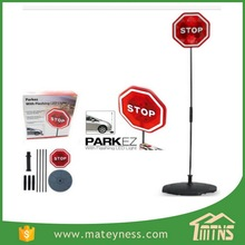 PARKEZ Vehicle Car Flashing LED Light Signal Parking Stop Sign