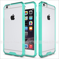 2016 New Style Tpu Color Frame ABC PC Hard Back Case Cover For Apple iPhone 6 plus