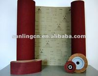 Flap Wheel Use Abrasive Sand Cloth Jumbo Roll GXK51