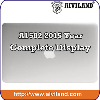 The Most Professional Distributor of Full Display Assembly A1502 LCD Screen for Macbook Pro Retina A1502 Late 2015