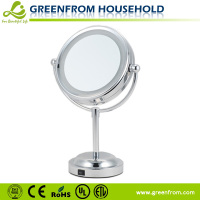 shaving makeup mirror for hotel