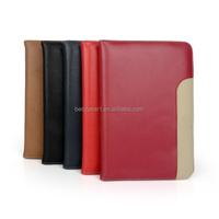 2015 Multicolored fashion leather tablet case custom for ipad mini