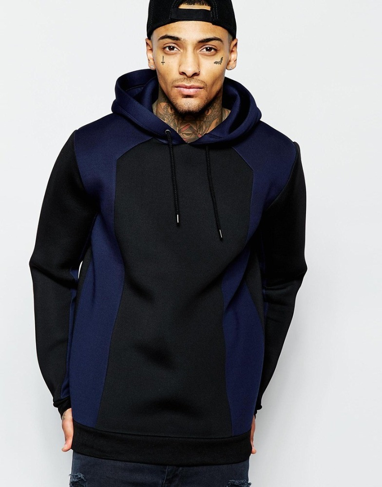 top quality fashion pullover men's hoodies and sweatshirts