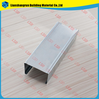 High Security Suspended Gypsum Drywall Metal