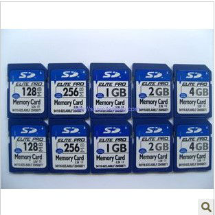 Full Capacity FreeSample sd memory card, OEM