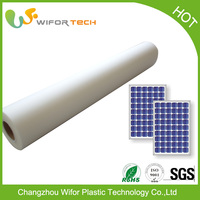 New Technology Excellent Transmittance EVA Transparent Thin Film Solar Panel