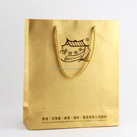 Eco recyclable shopping handmade christmas gift bags