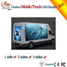 RGX Car/mobile/truck LED Advertising Display/module