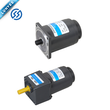 Small reversible ac motor electric 6w 60mm 100V 110V 120V 220V 230V