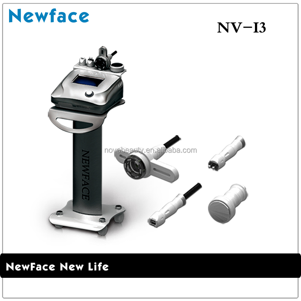 NV-I3 cavitation aegis 40KHZ Cavitation RF Vacuum body shaper machine