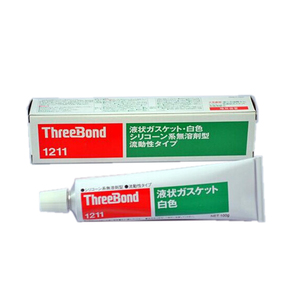 ThreeBond 1211 white liquid gasket glue
