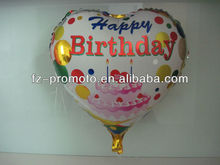 2012 HOT Sale Promotion Advertising Foil Balloon 2013- High Quality Custom shape helium foil balloons