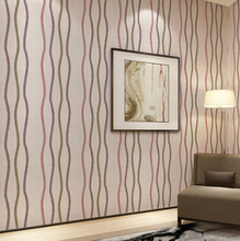 Self adhesive 3d pvc wallpaper for office walls