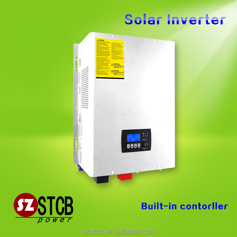 Wall mount off grid 4000w 5000w 6000w solar inverter low price