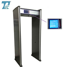 Military equipment Portable walk through metal detector TEC-800C online shopping