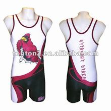2012 Sublimation Reversible Wrestling Singlets