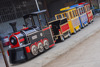 Entertainment Amusement Kids Trackless Trains for Shopping Centers and Malls