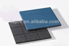 1mx1m!!! Recycled Crumb Square Rubber Tiles for Cow/Garage Floor Tiles/Rubebr Garage Floor Tile/Grage Floor Mat