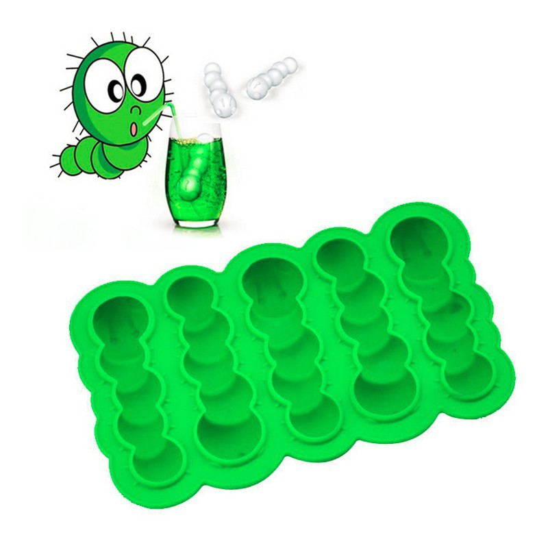 New Animal Shapes Ice Cube Summer Drinking Tool Tray Mold Makes Ice Mould