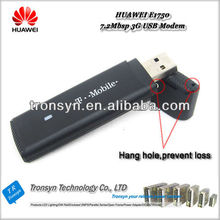 100% Unlocked HUAWEI E1750 7.2M Driver HSDPA USB Modem and 3G Data Card