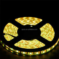 Shenzhen factory hot sale new products 2016 highlight 18W/meter SMD 5050 72 leds/meter 12mm width rigid LED strip