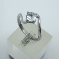 Wholesale Sterling silver Material Type and Rings Jewelry Type Plain Ring 925 sterling silver jewelry