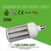 Patent CE RoHS 20w E27/G24 led corn bulb SNC China supplier
