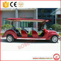 Best-selling 8 Seats Electric Classic Vehicle / Whatsapp: 0086-15803993420