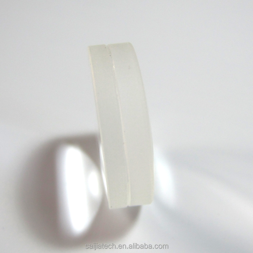 12mm diameter 10mm focal length doublet welding filter lens glass fatory in China