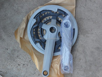 44T chainwheel and crank