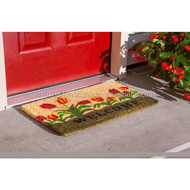 Floor mats price in chennai - Door Mats Buy Coir Door Mats Vinyl Back Coir Mats Printed Coir Mats