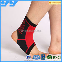 china neoprene open patella ankle support