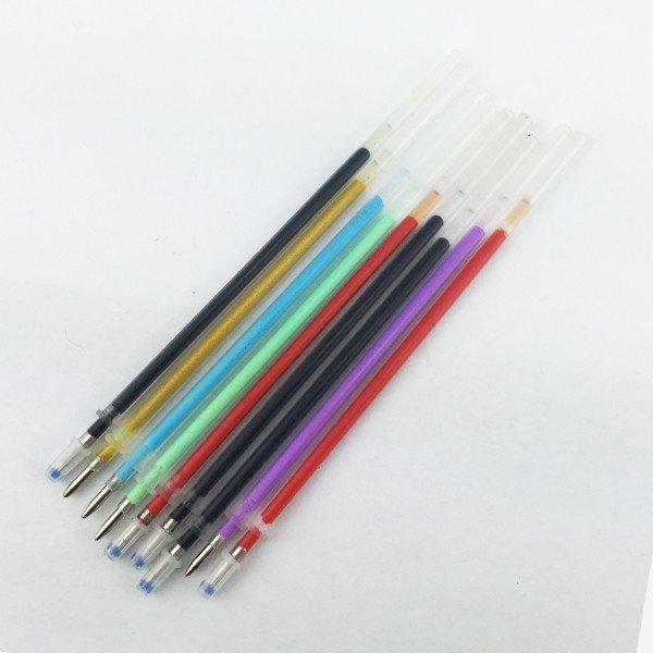 High quality parker color gel ink pen refill
