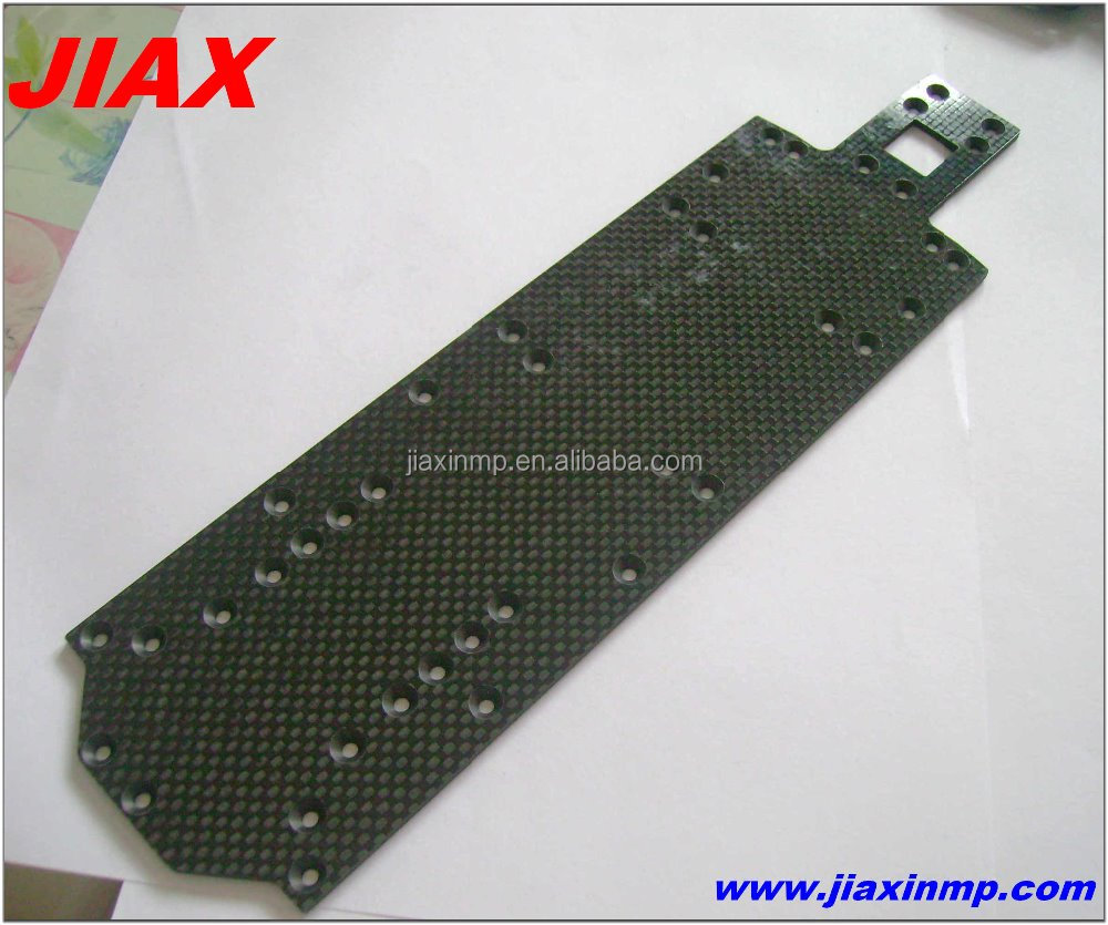 Custom machining Rc toy accessories,small order,carbon fiber