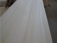 Paulownia wood finger joint laminated board,paulownia wood funiture board