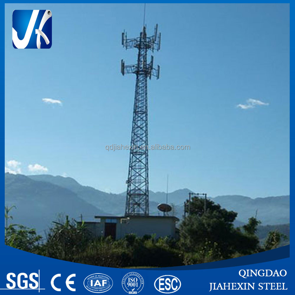 Communication Tower/Transmission Steel Angle Tower