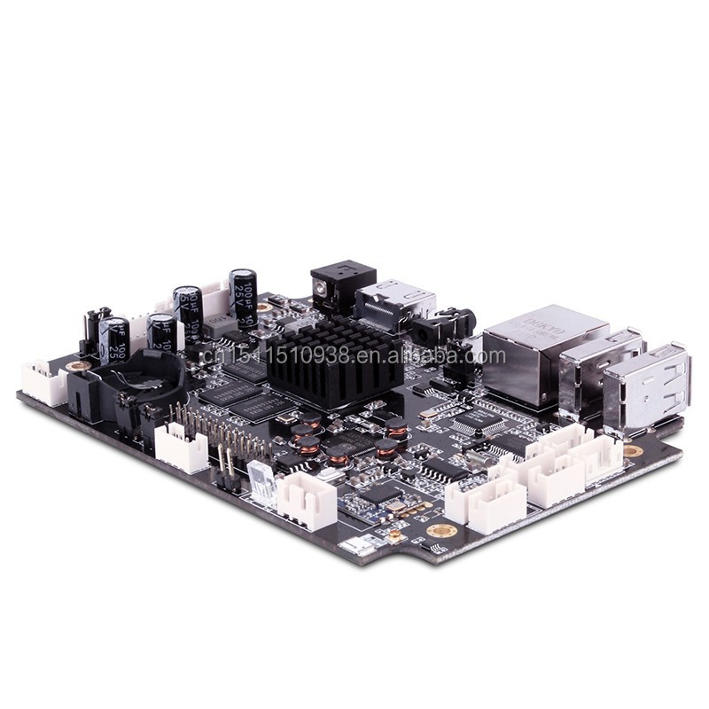 TISMART android network board quad core for digital signage media player box