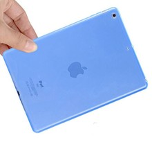 2015 hot sale transparent TPU for ipad 2 case, case for ipad, for mini ipad case