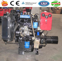 High quality 16kva generator single phase diesel engine