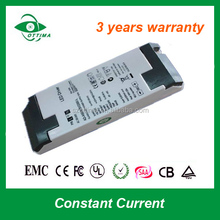 CE 1200mA Isolated power supply Dimming led driver 50w ul led driver 347v