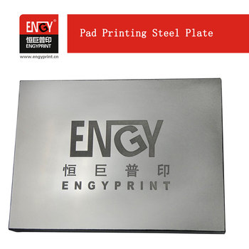 Top Sale Ething Stainless Steel Flexo Printing Plate for Printing Machine