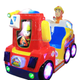 Car fashion kiddie rides kids game machine good quality coin operated kids rider