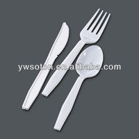 PP knife, fork ,spoon, plastic cutlery disposabnle plastic cutlery sets